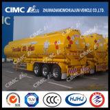 Cimc Uitgevoerde de Tanker van de Benzine van de Legering van het Aluminium Huajun
