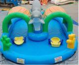Beifall-Unterhaltungs-Delphin-luftdichtes Pool-Wasser aufblasbar