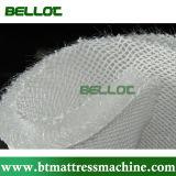 3D 공기 간격 장치에 의하여 뜨개질을 하는 메시 물자 직물