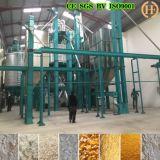 20t machine Kenya Namibie (20t) de moulin de maïs de moulin du maïs