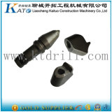 Runder Felsen-Bohrmeißel des Schaft-Rigolen-Bit-C31