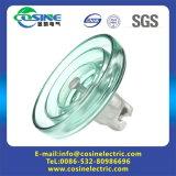 Isolador de vidro da suspensão da alta qualidade com padrão do IEC