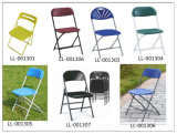 Restaurant Plastic Stacking Folding Dining Chair