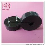 Avertisseur sonore piézo-électrique noir de signal d'incendie de Pin de la Chine RoHS 80dB
