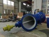 Bomba de fluxo axial elétrico vertical