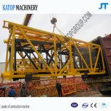 Machines van de Bouw van de Kraan van de Toren van de Lading van de Reeks van het Merk Qtz80 van Katop Topless 6t PT5610