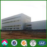 Construction en acier pour une usine en plastique (XGZ-A039)