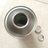Металлическое стальное масло рефрижерации олова Can_1liter_for