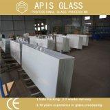 Silk Bildschirm-gedruckte Reichweiten-Hauben-ausgeglichenes Glasglas mit Löchern