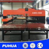 Thicke Plate CNC Punching Machine CNC Punch Press