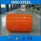 Dx51d PPGI Prepainted гальванизированная стальная катушка с любым цветом