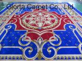 Handtuftedのウールのカーペット
