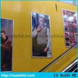 도매 LED 호리호리한 포스터 프레임 가벼운 상자 전시