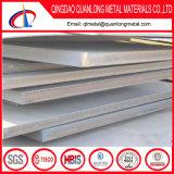 Plaque en acier résistante à l'usure de Mn13 X120mn12 A128 1.3401