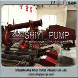 Pompe centrifuge verticale de boue pour le traitement des eaux d'eaux d'égout et de cambouis