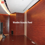Деревянный лист доски отверстия панели украшения панели потолка панели стены акустической панели/стены панели панели Hoheycomb панели доски шлица внутренне