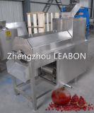FruitまたはVegetableのためのステンレス製のSteel Automatic Passion Juice Making Machine Used