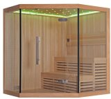Neuester Form-Entwurfs-Förderung-Rabatt-verkaufender populärer Sauna-Spitzenraum (M-6036)
