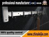 Badezimmer-Zubehör-doppelte Schicht-faltende Tuch-Zahnstange (LJ502Y)