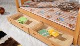 固体木のベッド部屋の二段ベッドの子供の二段ベッド(M-X2207)