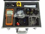 De ultrasone Draagbare, Handbediende, Aan de muur bevestigde Debietmeter van de Meter van de Stroom