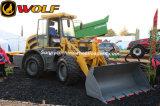 オオカミZl20雪のバケツが付いている2.0トンの小さいローダー