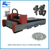 Grote Power Fiber Laser Metal Scherpe Machine