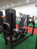 Macchina del bicipite di Commerical di ginnastica della strumentazione di forma fisica diplomata Ce