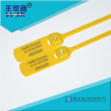 Qualitäts-gelbes LKW-Behälter-Wahlurne-Beispielplastikdichtung Wsk-Bw400I
