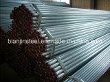Жидким труба Dn20 гальванизированная использованием стальная