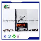 Квад-Загерметизированные мешки пластичный упаковывать для кофеего