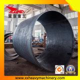 pipe de tunnels de chemin de fer de 1800mm mettant sur cric la machine
