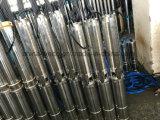 4sp Diepe goed Pomp de Met duikvermogen van de reeks voor Irrigatie