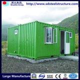 Maison Maison-Se pliante de conteneur de panneau Maison-Pliable modulaire
