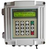 Débitmètre portatif, tenu dans la main, fixé au mur ultrasonique de compteur de débit