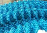 زرقاء [بفك] يكسى بناء مؤقّت [شين لينك] سياج