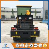 Cargador grande de 912 ruedas de las ruedas grandes de la potencia de China mini