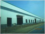 Oficina Manufactured profissional da construção de aço