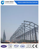 デザインのプレハブの低価格の容易なアセンブルの鉄骨構造の倉庫か研修会