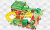 Serien stellten Baustein-Spur-Spielwaren ein