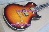 Corpo e musculação de mogno / estilo personalizado / guitarra elétrica Afanti (CST-156S)