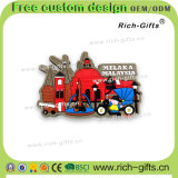 ホーム装飾によってカスタマイズされる昇進のギフト冷却装置磁石の記念品マレーシア(RC-MY)