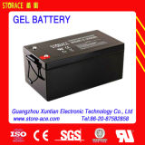 12V 250ah Deep Cycle Gel Battery met Long Life (SRG250-12)