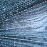 Pantalla plisada Fiberglass/PP/Polyester del Plisse de la pantalla del insecto