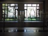 Nuovo corrimano di vetro Tempered dell'acciaio inossidabile di disegno di alta qualità Kz046