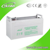 Sichere 12V 120ah Leitungskabel-Säure-Batterie der Batterie-VRLA