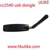 Dongle de Cc2540 USB avec le module de Bluetooth de module d'Ibeacons de module d'enveloppe et d'antenne externe BLE 4.0