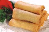 Vegetarische 100% Hand - het gemaakte Broodje van de Lente 40g/Piece met Certificatie Brc