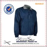 Revestimento longo do inverno do terno do OEM da luva do Workwear morno barato do Twill