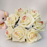 La última decoración casera con Flowers008 artificial
